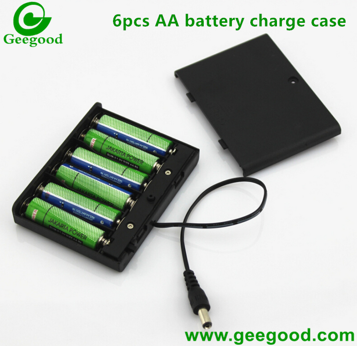 battery charge case AA AAA 1S 2S 3S 4S 6S 8S 10S 12S battery charge case DIY