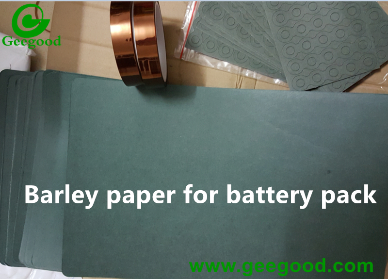 Barley paper insulation paper 2S 3S 4S 5S 6S 1P 2P 3P 4P 5P 6P barley paper for battery