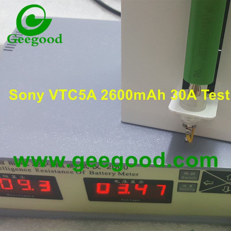 Sony VTC5A 18650 US18650VTC5A 2600mAh 30A hot sale power battery