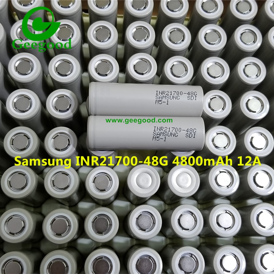 New Samsung 21700 battery INR21700-48G 4800mAh 12A