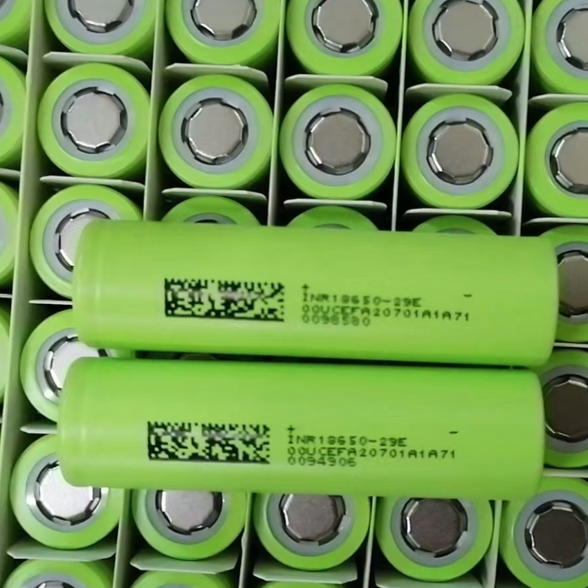 Dmegc INR18650 29E 3.7V 2900mAh 10A power EV battery PK LG MG1 29E